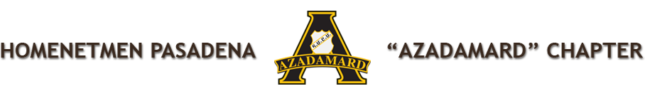 "Homenetmen Pasadena ""Azadamard"" Chapter"